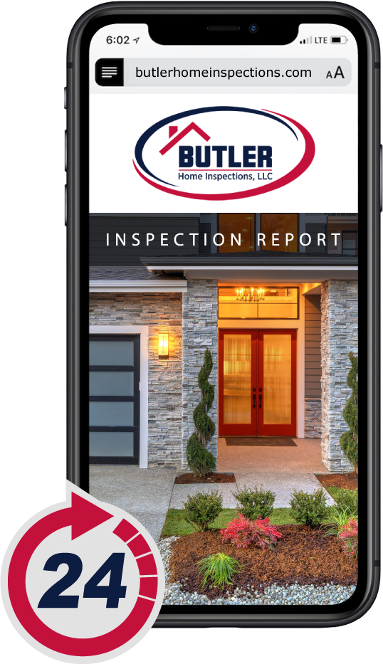 Home Inspection With Digital Reports